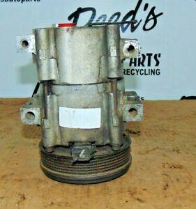 AC Compressor 4 Door Sport Trac Fits 96 97 98 99 00 01 02 03 04 05 Ford Explorer