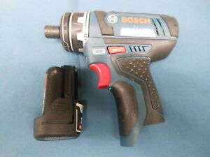 Bosch GSR12V-140FC 12-Volt 1/4-in Cordless Drill w/ Battery Only