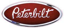 "Peterbilt Badge Decal 5"""