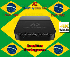 2018 Newest A2 | IPTV5 plus Brazilian Portuguese 4K Internet Live Brazil TV Box