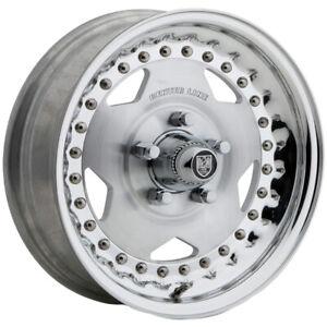 "Centerline Convo Pro 15x7 5x4.75"" -6mm Polished Wheel Rim 15"" Inch"