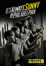 DVD: It's Always Sunny in Philadelphia: The Complete Season 9, . Acceptable Cond