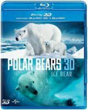 Polar Bears 3D: Ice Bear Blu-ray