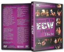 History of the ECW TV Title 5 DVD Set, Extreme Championship Wrestling WWE