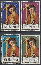 St. Helena 1971 ** Mi.244/47 Ostern Easter Miniatur [sq5974]