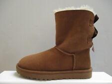 UGG Bailey Bow II Sheepskin Ladies Boots UK 5.5 US 7 EU 38 REF 1940