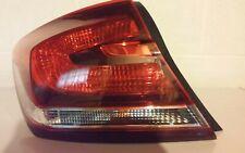 2013-15 Honda Civic sedan quarter tail light LEFT