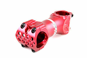 Relic Spear MTB Stem Forged Aluminum - 31.8mm bar bore - Ext. 70mm - Red