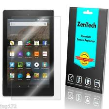2X ZenTech® Clear Screen Protector Guard Shield - Amazon Fire 7 (5th Gen, 2015)