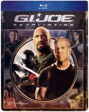 G.I. Joe - Retaliation (Steelcase) (Blu-ray) ( New Blu
