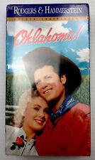 Rodgers & Hammerstein Oklahoma VHS Video Cassette Tape Cardboard Sleeve NTSC NEW