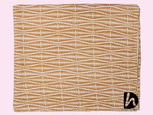 Queen Size Brown Gudari Cotton Kantha Quilts Handmade New Blanket Bedding Throw
