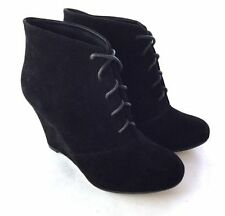 High (3 in. and Up) Wedge Party Boots for Women