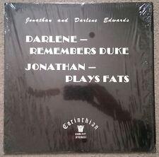 Darlene Remembers Duke, Jonathan Plays Fats : Jonathan & Darlene Edwards