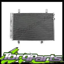 CONDENSER SUIT TOYOTA CAMRY ACV40 06-11 TOURING 2.4L 4CYL WITH DRIER CONDENSOR