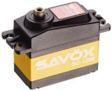 "Savox SC-1258TG Standard Digital ""High Speed"" Titanium Gear Servo SAVSC1258TG"