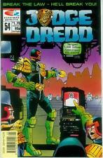 Judge Dredd # 54 (Brian Bolland) (Quality Comics USA, 1990)