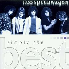 REO Speedwagon - Simply the Best / SONY RECORDS CD 2001