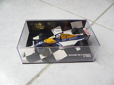 Williams Renault FW15 Alain Prost n°2 Minichamps 1/43 1993 F1 World Champion