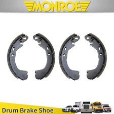 LCAR 4PCS Set Rear Drum Brake Shoes Premium For 1993-2003 BUICK CENTURY