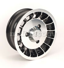 Renault R4 R5 Le Car R6 Alpine Black Polished Wheel 5.5x13 New