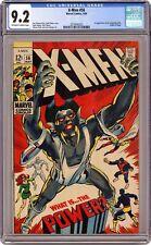 Uncanny X-Men #56 CGC 9.2 1969 2074445025