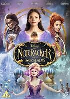 The Nutcracker And The Four Realms [DVD] [2018] -  CD WXLN The Fast Free