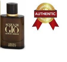 Acqua Di Gio Absolu Instinct  by Giorgio Armani Edp Spray 1.3 oz/40ml Men In Box