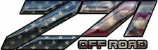 Z71 Off Road Vinyl Decals Stickers Chevy Silverado