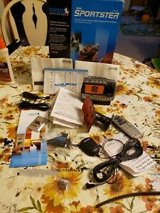 SIRIUS Sportster SPR1 SP-R1 XM satellite radio kit lot bundle