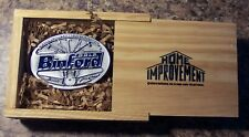 "Home Improvement ""Tim The Tool Man"" Binford Belt Buckle Nib"