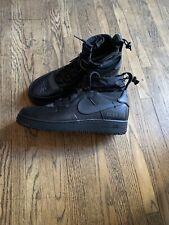 Nike Air Force 1 High x Gore-Tex WTR GTX 'Triple Black' CQ7211-003 Size 11.5