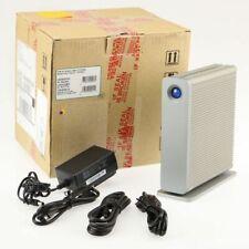LaCie 4TB d2 Quadra Hard Drive with USB 3.0 REFURBISHED AC
