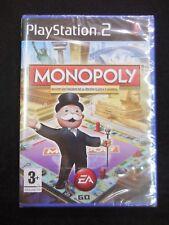 Monopoly tableros clasico y mundial nuevo y precintado playstation 2 PAL