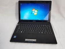 "Advent Eclipse E300 Red 13.3"" Windows 7 Laptop 320 HDD 4GB Ram Wireless Webcam"