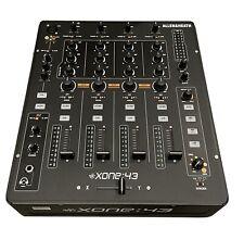 Xone 43 Allen and Heath DJ Mixer