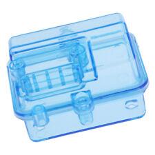 Blue Waterproof Receiver Box for HQ727 & Traxxas Slash 4x4 Short Truck Accs