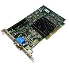 ENSONIQ GB1000 3DFX Voodoo Banshee 16MB 128-bit AGP 1x VGA Video Graphics Card