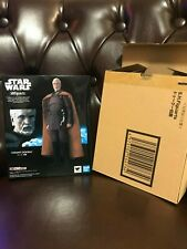 S.H. Figuarts Star Wars Count Dooku 6in Figure, MINT CONDITION