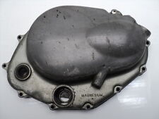 Honda XL350 XL 350 #1278 Engine Side Cover / Clutch Cover (A)