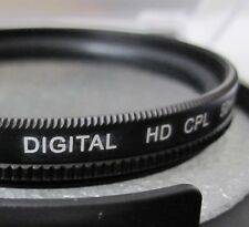 Digital Circular Polarizer lens cpl 58mm for Eos Rebel sl1 t5i t4 t3i xsi xti