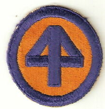 44th Infantry Division Army WWII Patch    a