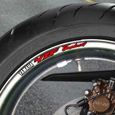 8 x YZF Thundercat Wheel Rim Stickers