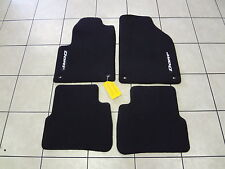 13-16 Dodge Dart New Premium Carpet Floor Mats Set of 4 Black Mopar Factory Oem