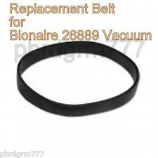 (1) Belt Replacement for Bionaire Bagless Upright Vac Vacuum model 26889