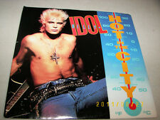 Billy Idol Hot In The City / Catch My Fall (remix fix) 45 NM w/ps