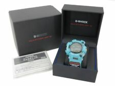 G-SHOCK Frogman Master in Marine Blue GWF-D1000MB-3JF CASIO 2017 USED