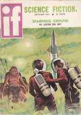IF Worlds of SF Sept 1961 - Donald E. Westlake, Keith Laumer, Daniel F. Galouye