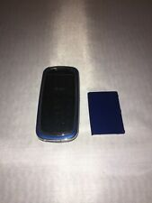 Pantech Impact P7000 AT&T (unlocked) Cellular Phone handset only with door Blue