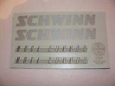 ~ Rare NOS Original 80's Schwinn Bicycle Mesa Runner Decal Set ~